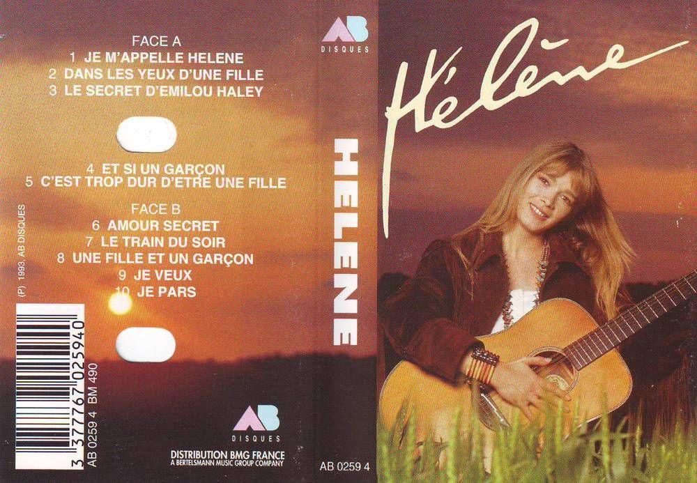 Je m'appelle Hélène (кассета)