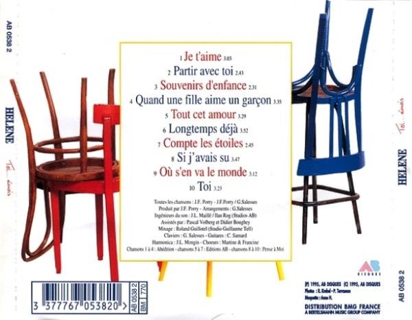Toi... émois (CD)