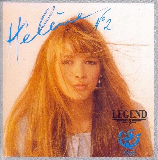 Hélène №2 (CD, Греция)