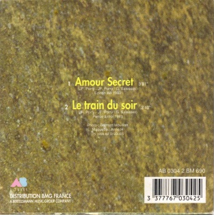 Amour secret (CD)