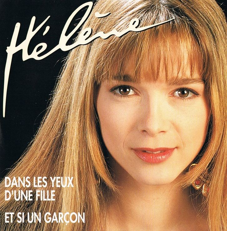 Dans les yeux d'une fille (CD)