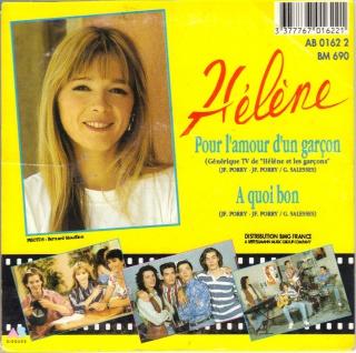 Pour l'amour d'un garçon (CD)