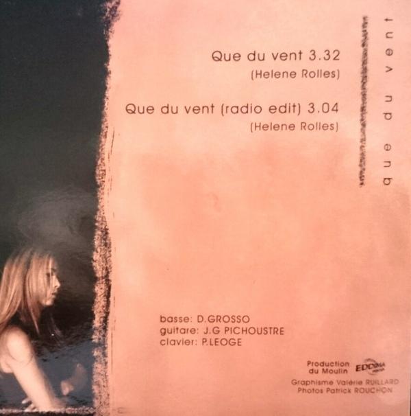 Que du vent (CD)
