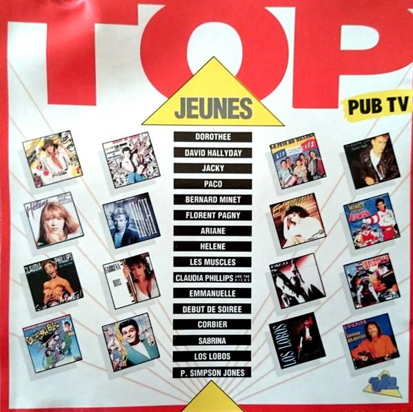 Top jeunes (CD, 1989)