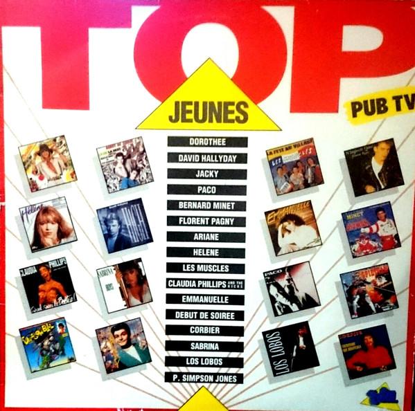 Top jeunes (пластинка, 1989)