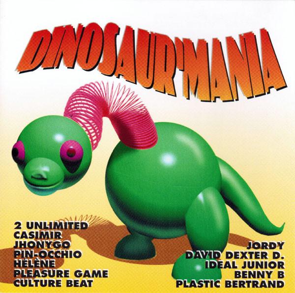 Dinosaur'Mania (CD, 1993)