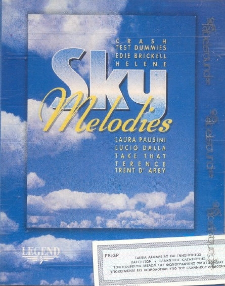Sky Melodies (кассета, 1994)