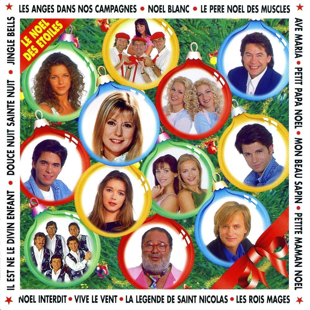Le Noēl des étoiles (CD, 1995)
