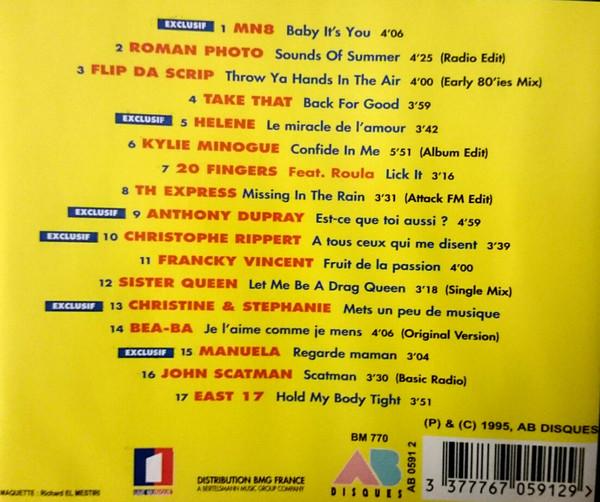Top teen' (CD, 1995)