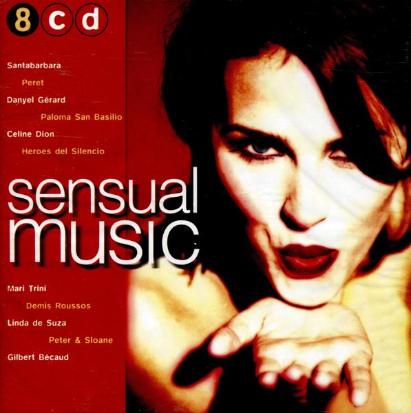 Sensual music (8 CD, 2000)