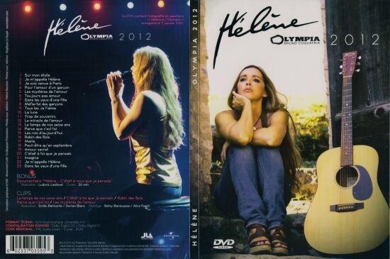 DVD Olympia 2012